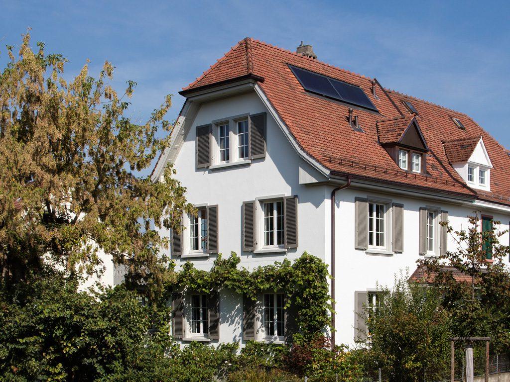 Riehen BL, Privathaus
