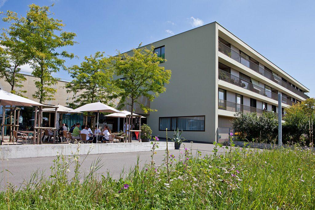 Hünenberg, Lindenpark, Wohnen im Alter