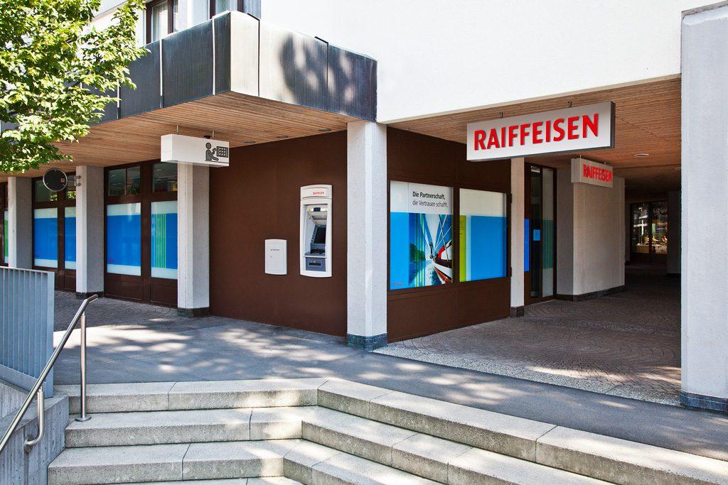 Steinhausen ZG, Raiffeisenbank