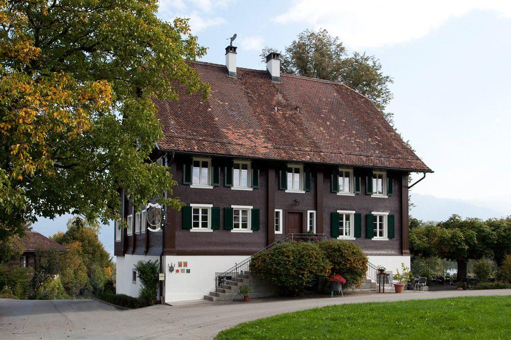Risch-Rotkreuz, Buonas, Restaurant Wilder Mann