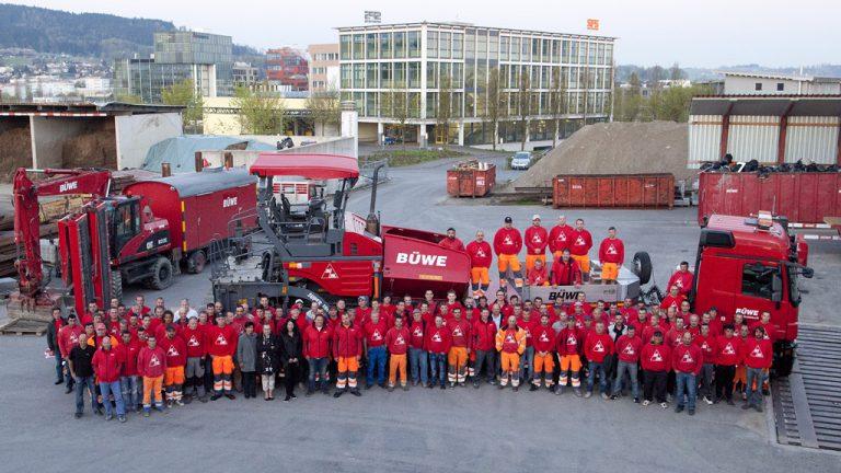 Team BÜWE AG, Rotkreuz