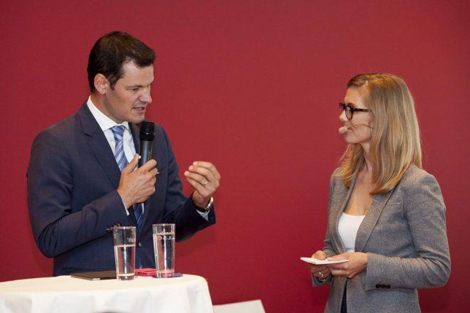 FDP Kanton Zug, Road Show der Bundesratskandidaten FDP