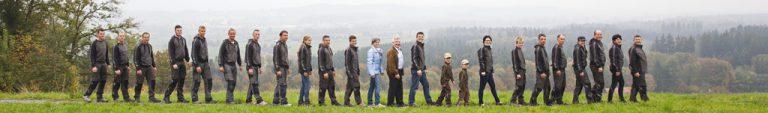 Team Gartenbau Bucher & Sohn AG, Hünenberg