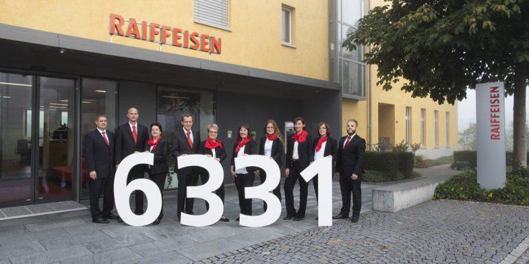 Raiffeisenbank, 6331 Hünenberg