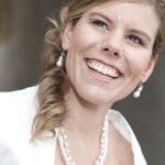 Hochzeit Barbara und Tobias, eine strahlende, glückliche Braut