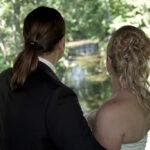 Hochzeit Chantal & Killian, gemeinsamer Blick in die Zukunft
