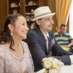 Diana & Edi, der Braut steht die Freude im Gesicht