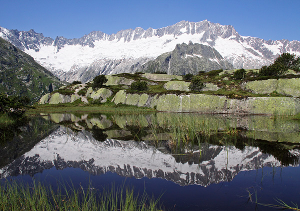 Spiegelbild Göscheneralp