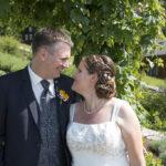 Hochzeit Monika & Roger, liebe Blicke