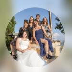 Hochzeit Monika & Roger, coole Ladys mit Braut