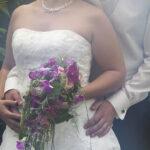 Hochzeit Nicole & Matthias , prachtvolles Bouquet