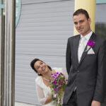 Hochzeit Nicole & Matthias, der Blick nach oben