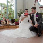 Hochzeit Nicole & Matthias, der Fliegenpilz schmeckt