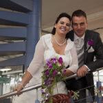 Hochzeit Nicole & Matthias, es geht nach oben