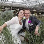 Hochzeit Nicole & Matthias, in der Gärtnerei Schwitter