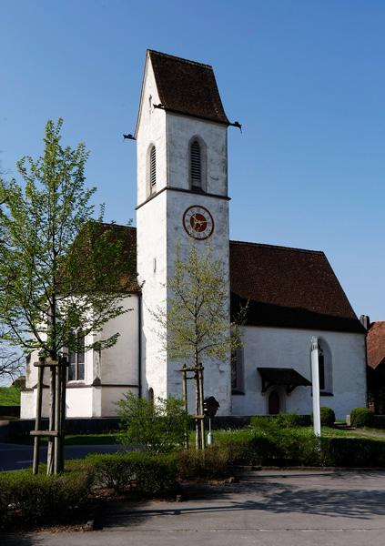 St Wolfgang Hünenberg