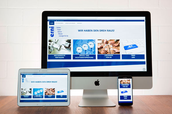 Webdesign, Responsive Websites